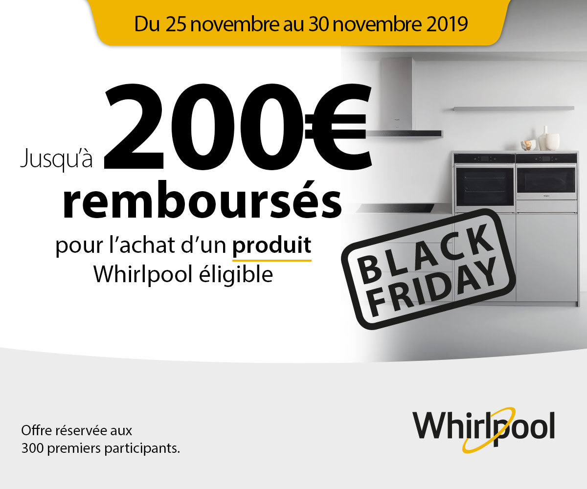 Offre Black Friday Buying Group