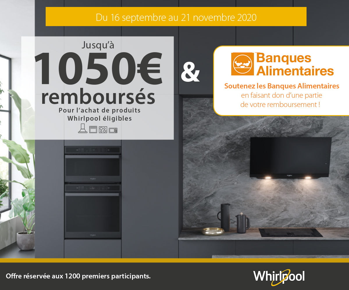 Offre Whirlpool W Collection